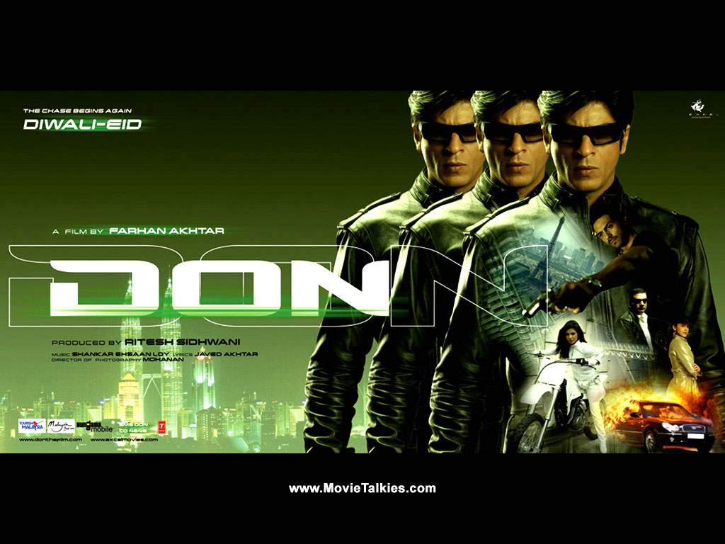 Image result for don poster 2006